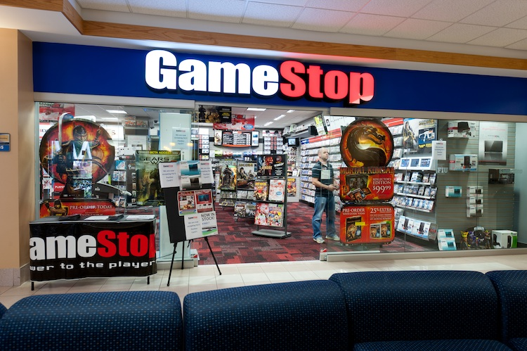 Downloading games off gamestop