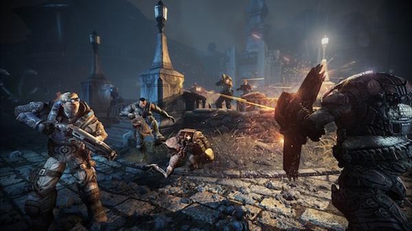 Gears of War: Judgment Estate shot