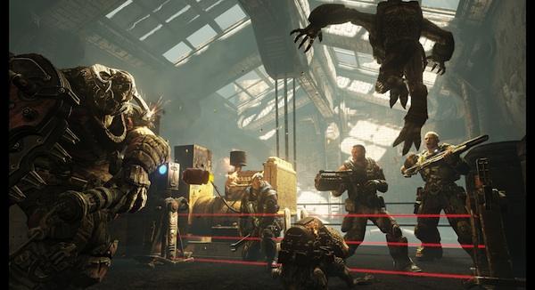 Gears of War: Judgment OverRun
