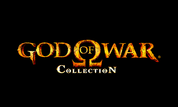 Blu-ray remastered logo of the first two God of War games.