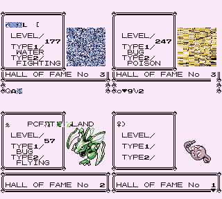 The 7 Freakiest Pokemon Red/Blue/Yellow Glitches   VentureBeat