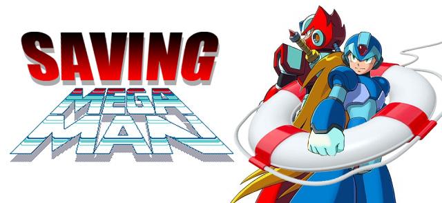 Saving Mega Man