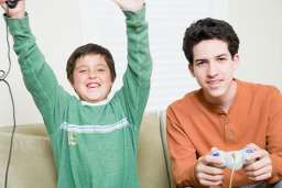 Video games & friends