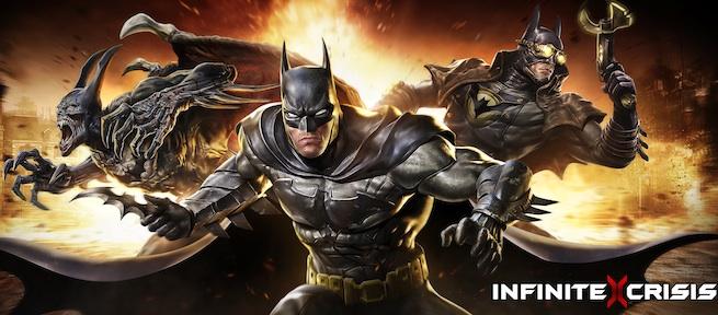 Infinite Crisis: Batmen