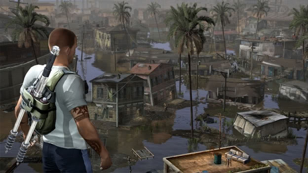 You'll like Infamous 2 more without the user-generated content ... on dead town jak 2 map, dead drop locations map, infamous ps3, infamous dead drops, lost hatch map, infamous 2 bird locations, blast shards ps3 map, infamous last level, harvard map, infamous 2 pigeon locations, infamous 1 shard locations,