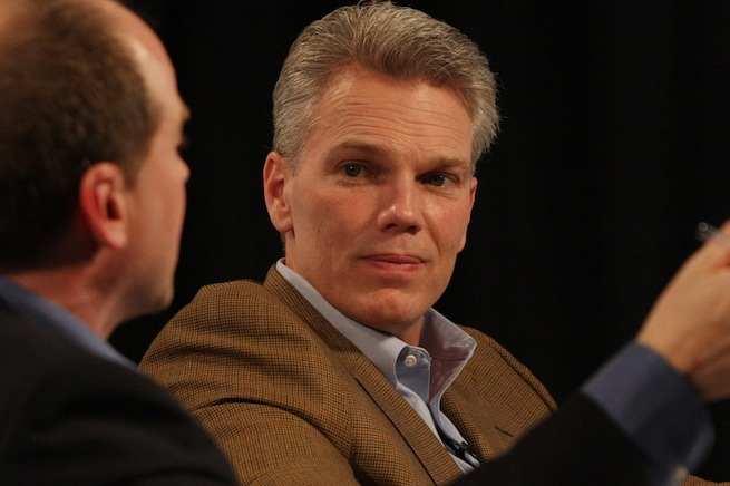 """Intuit CEO Brad Smith is positioning the company as the """"operating system behind small business success"""""""