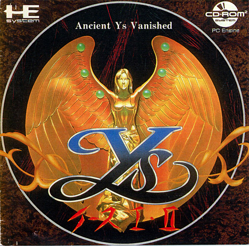 Ancient Ys Vanished (PCE)