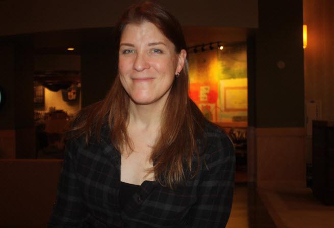 IGDA executive director Kate Edwards