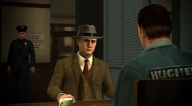 LA Noire Interview