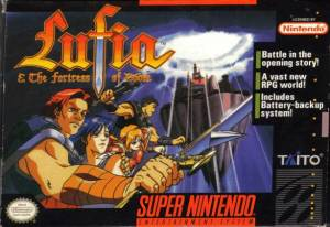 Was This Rpg Doomed From The Beginning Lufia The Fortress Of