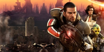 PlayStation Plus subscribers get Mass Effect 2, The Walking Dead: Season 2