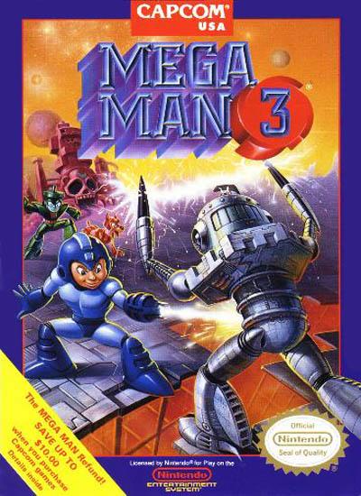 Megaman X3 Zero Project Box Art