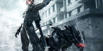 Going the hard way with Metal Gear Rising: Revengeance
