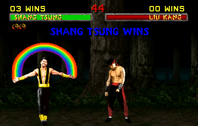 I wish the Tsung I fought was this friendly.