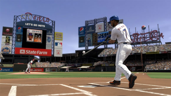 Major League Baseball 2K13 from 2K Sports.