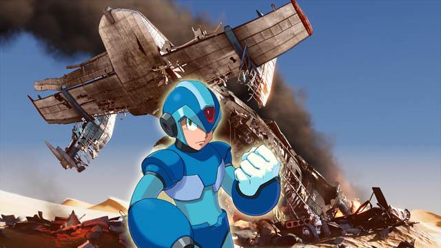 Mega Man Uncharted