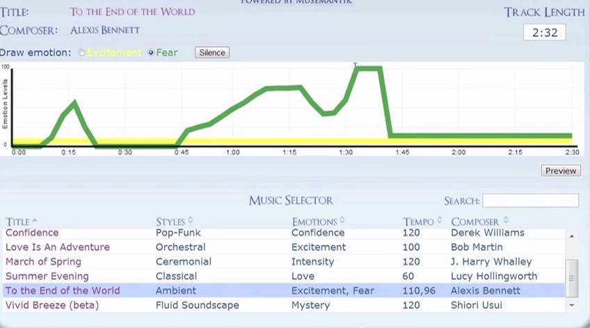 Musemantik screenshot