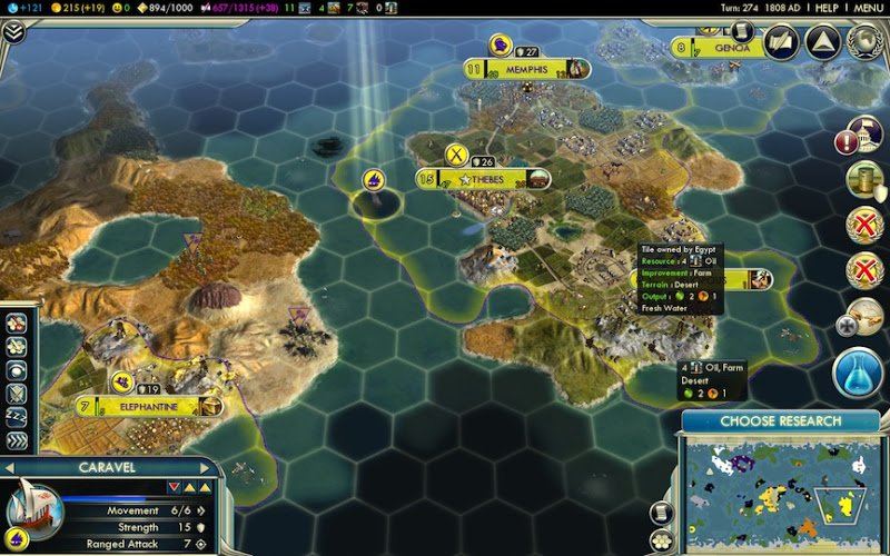 Game Diary #7: Civilization 5   VentureBeat