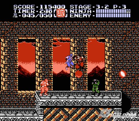 Ninja Gaiden 2 for the NES