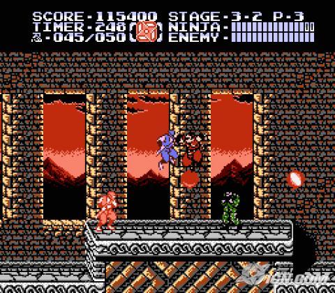 Ninja Gaiden 2 for the NES