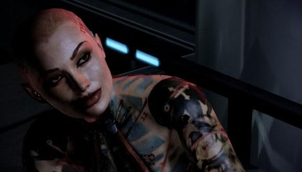 Jack in Mass Effect 2