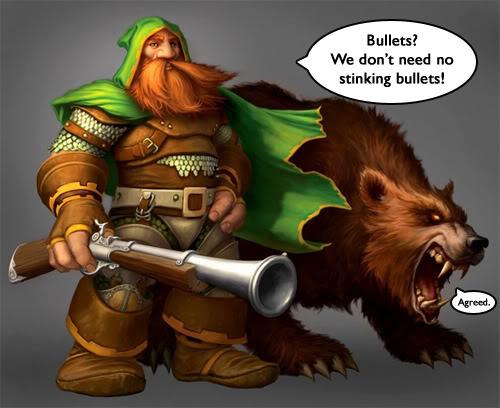 No Bullets Needed