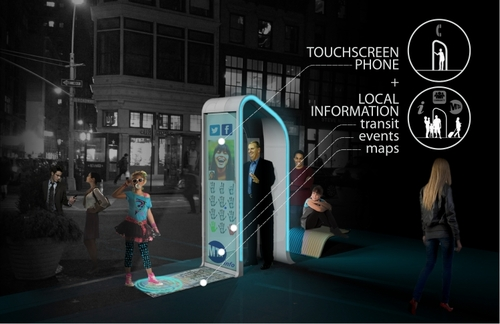 Loop: NYC's Reinvent Payphones creativity award winner
