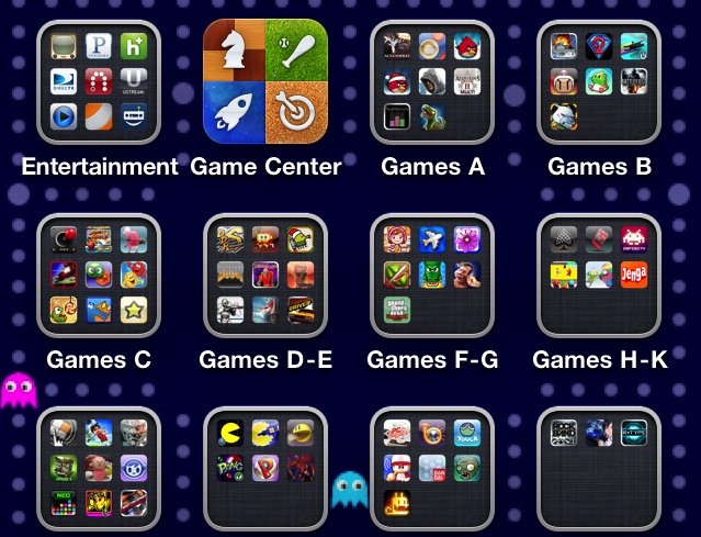 Apps pac man