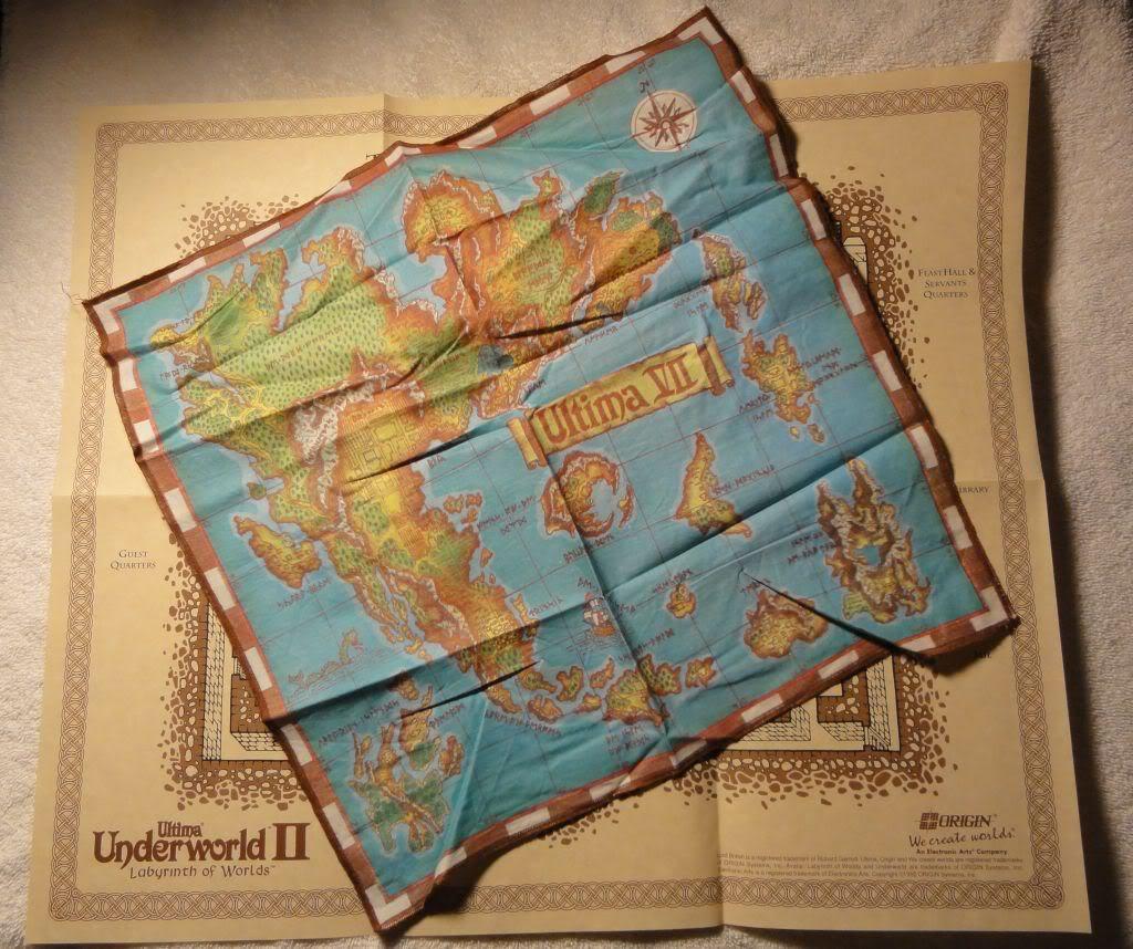 Ultima Maps