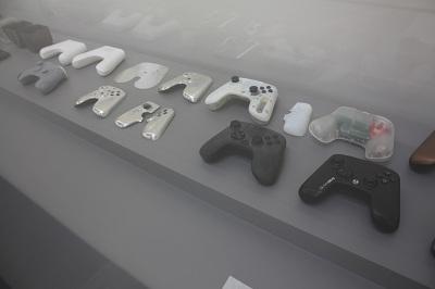 Ouya controller designs