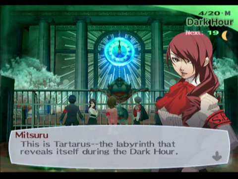 The Morphing Tower of Persona 3: Tartarus | VentureBeat