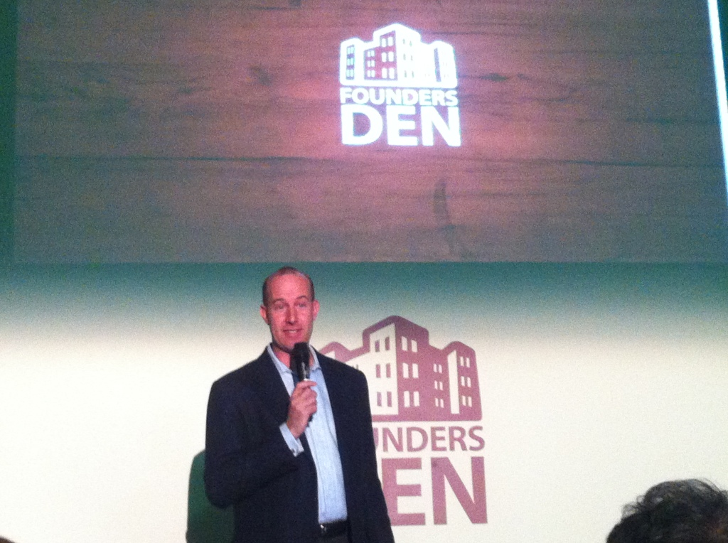 7 startups step out of 'entrepreneur clubhouse' at Founders Den demo night