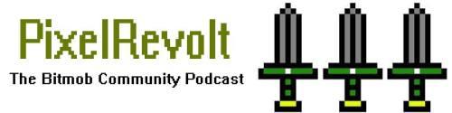 PixelRevolt Logo