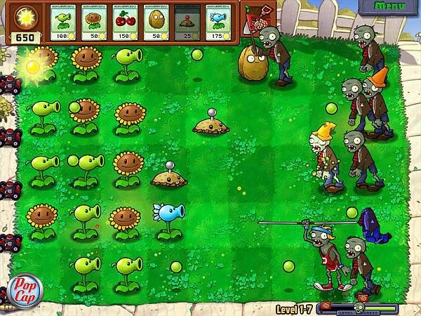 Plants vs zombies composer