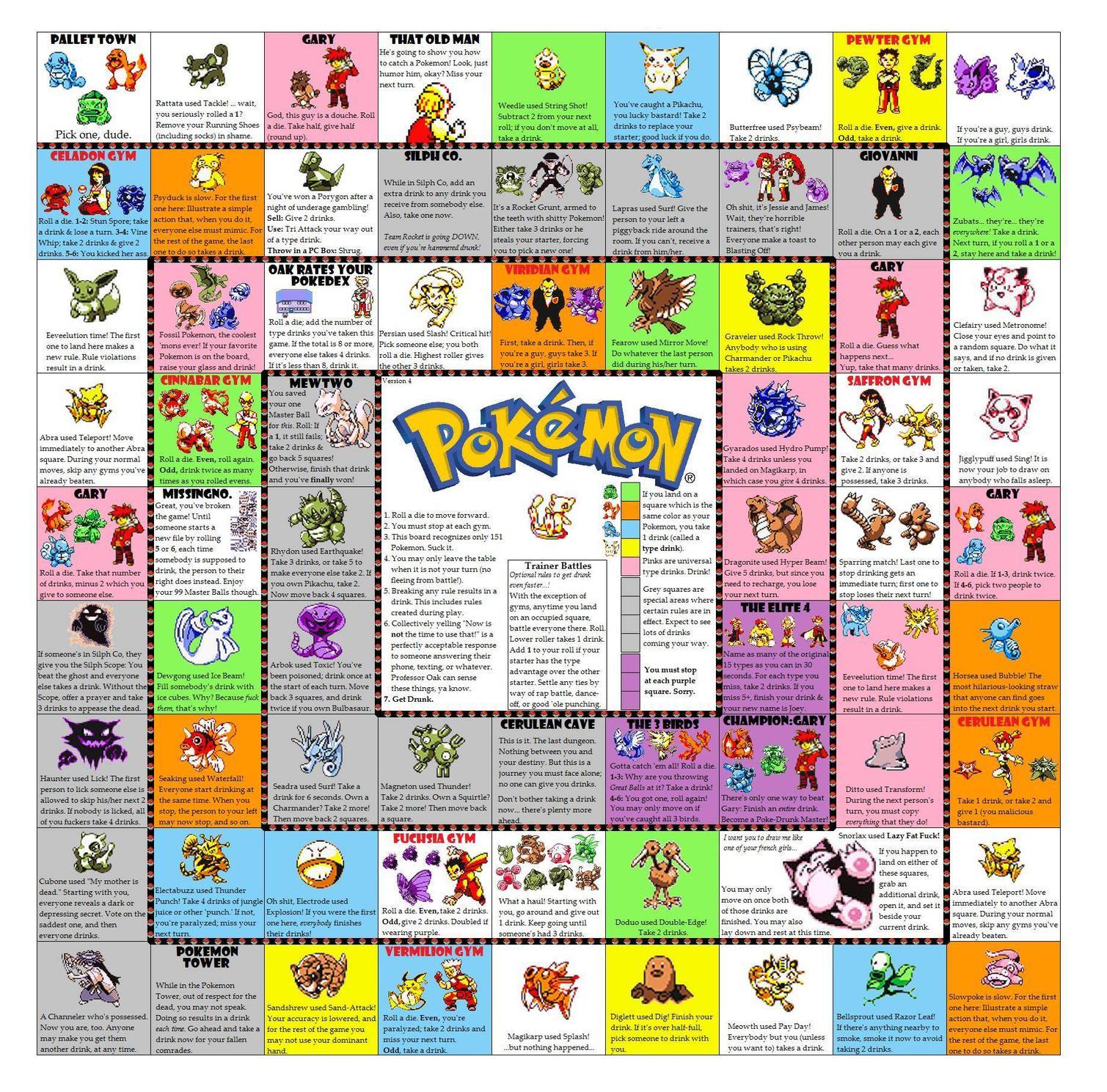 pokemon-drinking-board-game