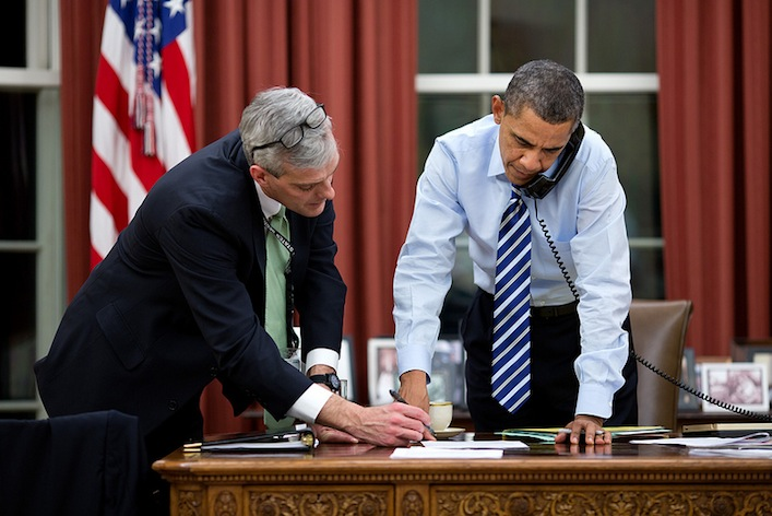 President Obama phone