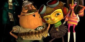 Psychonauts 2 met its $3.3 million crowdfunding goal today, 11 years after the first game