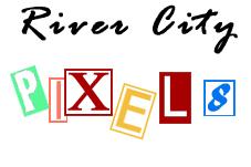 River City Pixels Logo