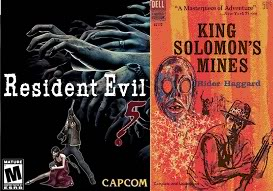 RE5 and King Solomon's Mines