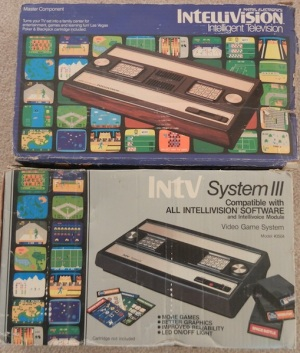 Rick Reynolds Intellivision Collection 4