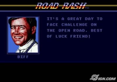 Road Rash Biff
