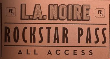 Rockstar Pass