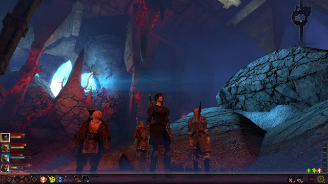 Exploring the Deep Roads in Dragon Age 2