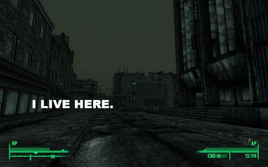 I Live in Fallout 3 | VentureBeat