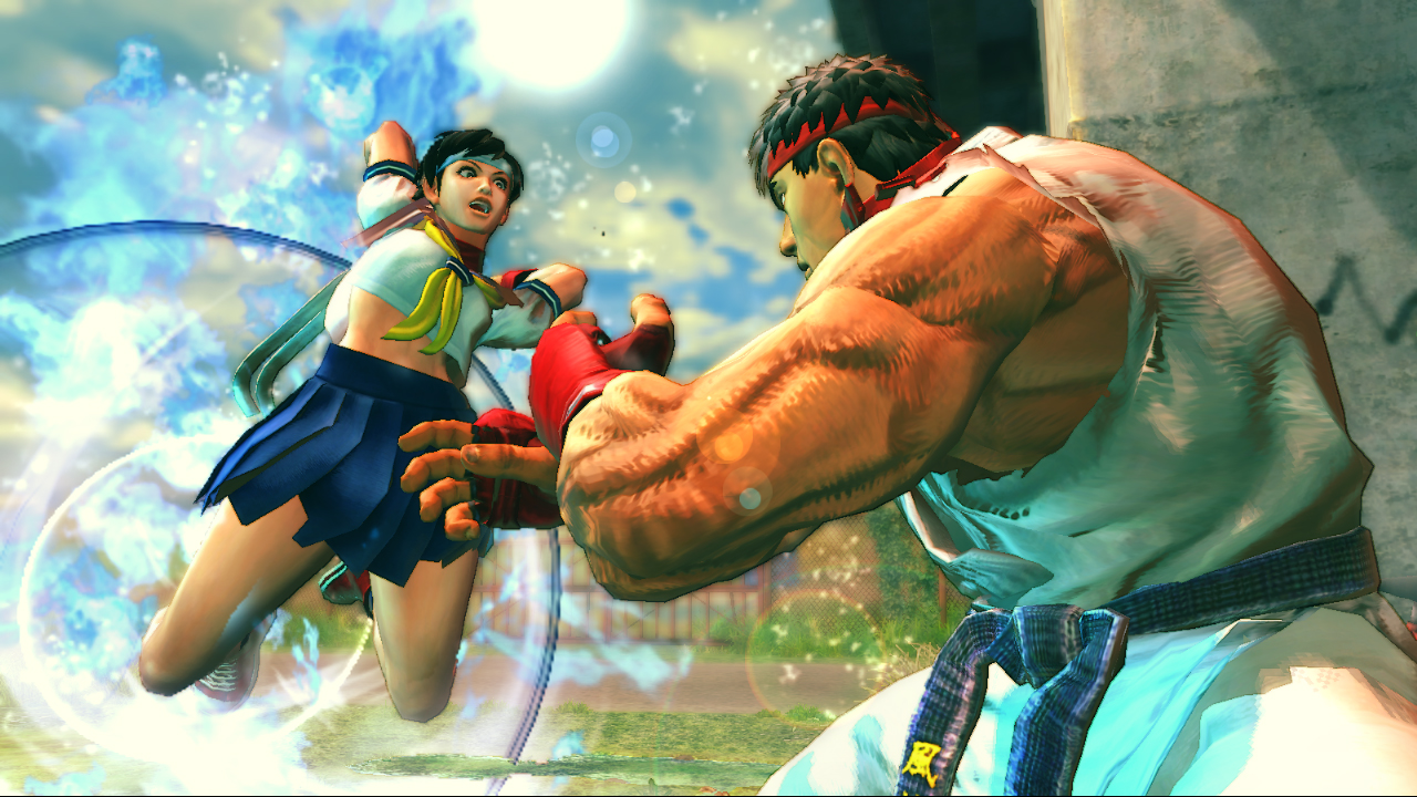 Best street fighter game for xbox 360
