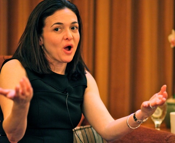 Sheryl Sandberg is the COO of Facebook. Why do so many women want to be like her?
