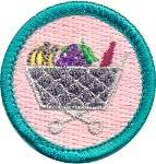 Shopping Merit Badge
