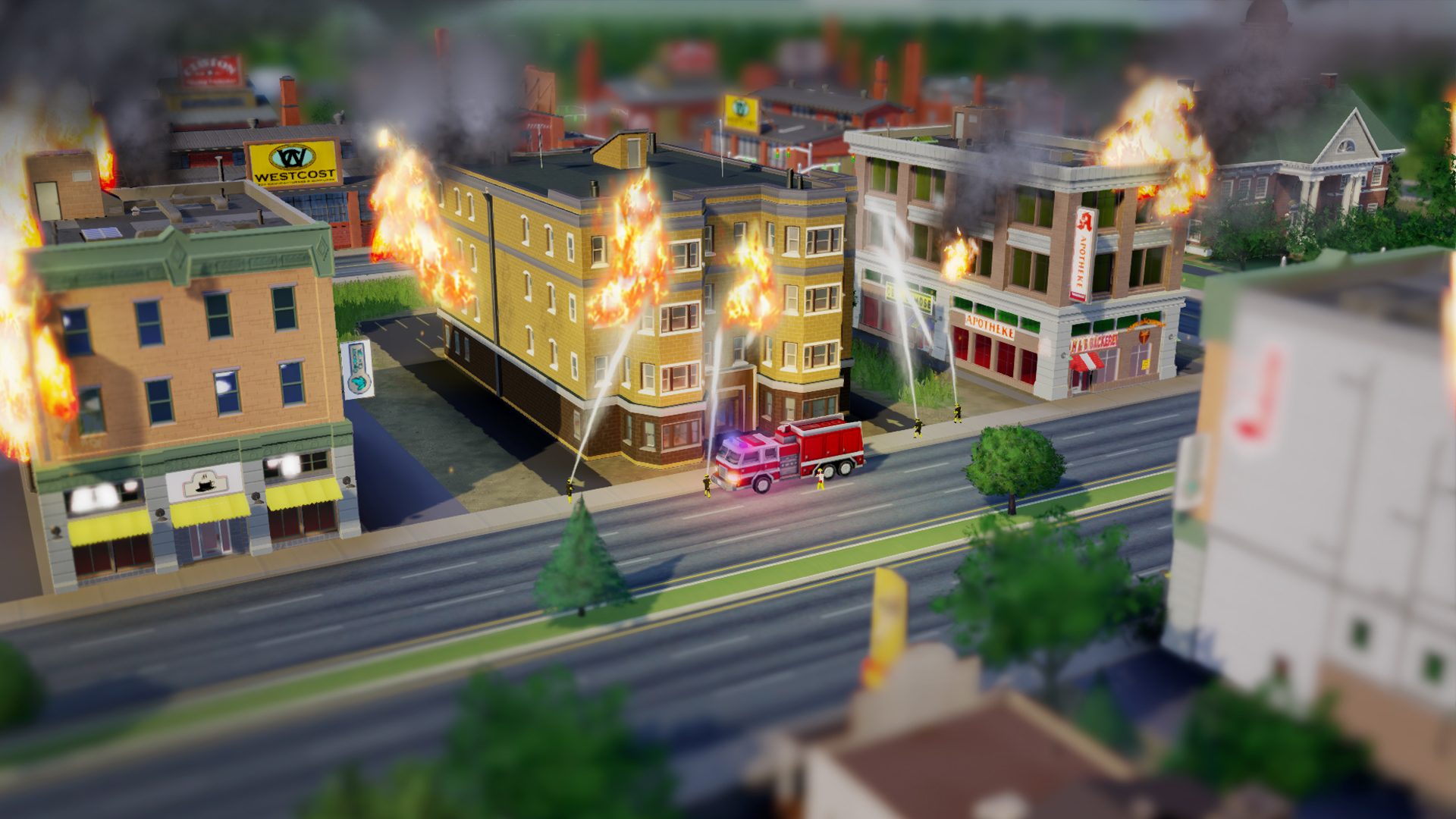 EA addresses SimCity issues -- bringing in more servers and