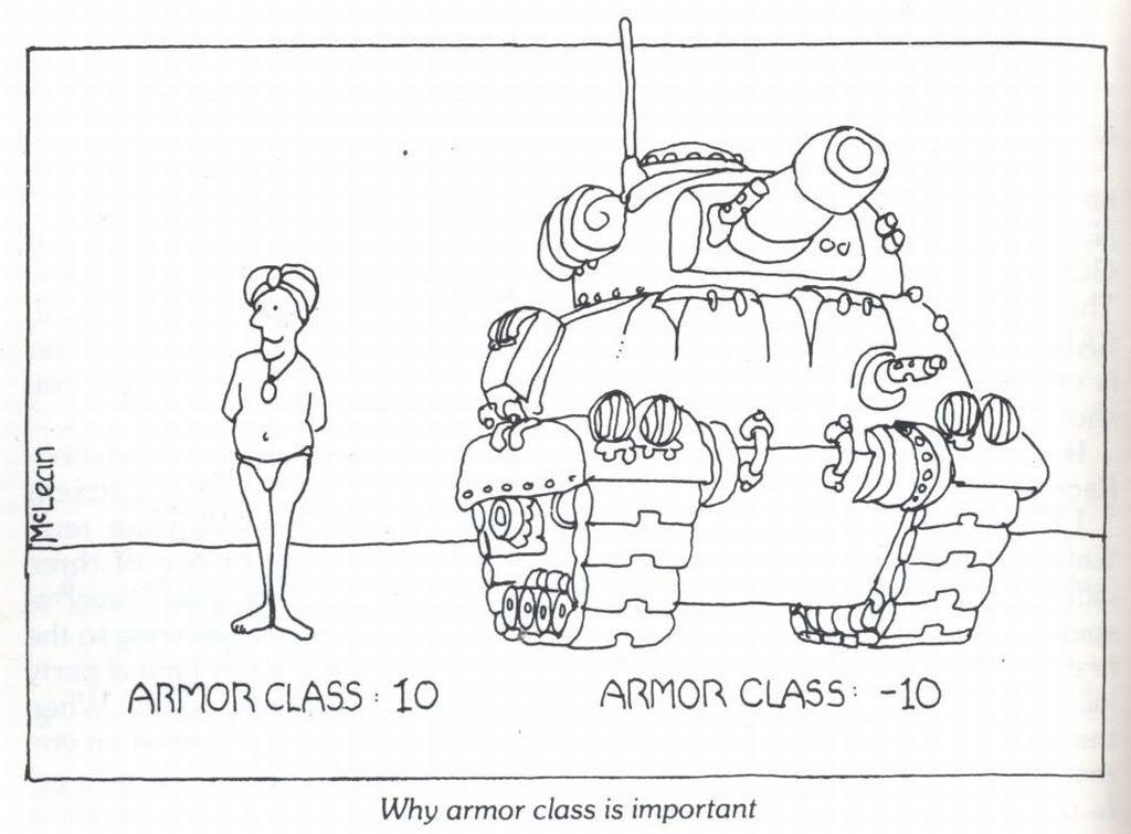 Wizardry cartoon