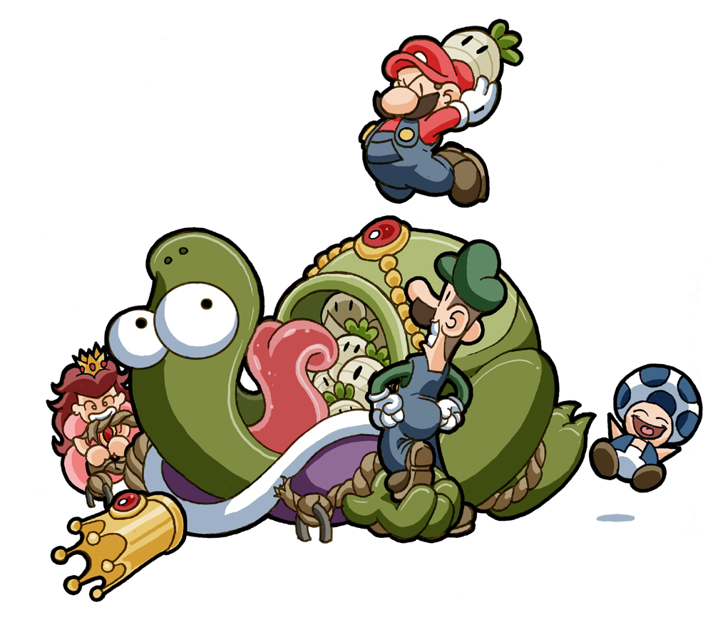 Bored with Bowser | VentureBeat
